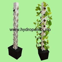 Vertical hydroponic